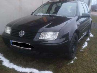 gebraucht VW Bora Variant 1,9 TDI PD 4motion