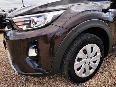 gebraucht Kia Stonic 1.25 CVVT 84 PS Comfort-Klima-Bluetooth-MFL-Rad...