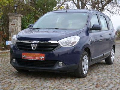 gebraucht Dacia Lodgy Lauréate TCe 115