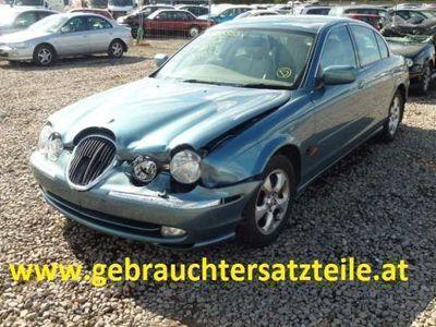 gebraucht Jaguar S-Type 2,7 Executive Ds. Aut. Limousine,