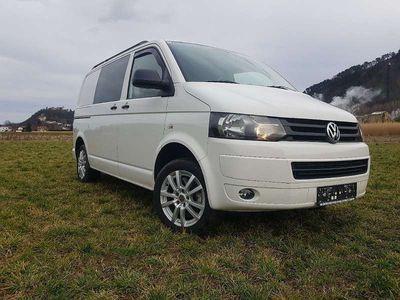 gebraucht VW T5 T54MOTION DSG/7 180PS Kombi / Family Van