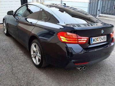 gebraucht BMW 430 Gran Coupé 4er-Reihe d xDrive F36 Limousine