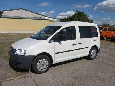 gebraucht VW Caddy Life EcoFuel Kombi / Family Van