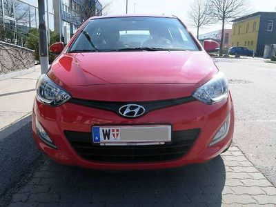 brugt Hyundai i20 1,25 FL Life Upgrade Klein-/ Kompaktwagen,