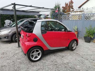 gebraucht Smart ForTwo Cabrio passion micro hybrid softouch