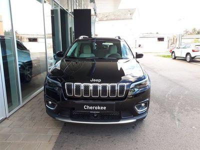 gebraucht Jeep Cherokee MCA 2,2 Diesel Overland AWD 9AT