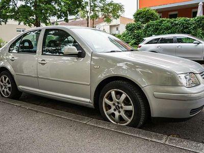 gebraucht VW Bora 1,9 TDI PD (Export)