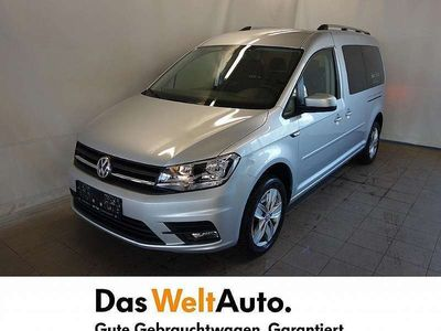 gebraucht VW Caddy Maxi Austria Plus TSI Kombi / Family Van