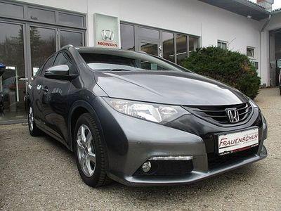 gebraucht Honda Civic Tourer 1,6i-DTEC Lifestyle Kombi / Family Van,