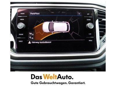 gebraucht VW T-Roc Design TDI SCR 4MOTION DSG