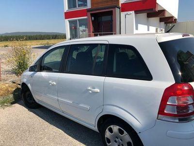 gebraucht Opel Zafira 1,9 CDTI DPF