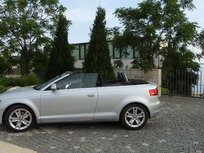 gebraucht Audi A3 Cabriolet 2.0 TDI Automatik / Roadster