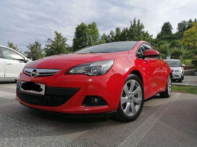 gebraucht Opel Astra GTC 1,4 Turbo Ecotec Sport Start/Stop System Sportwagen / Coupé
