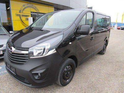 gebraucht Opel Vivaro Combi L1H1 1,6 BiTurboCDTI ecoflex 2,7t Start/Stop