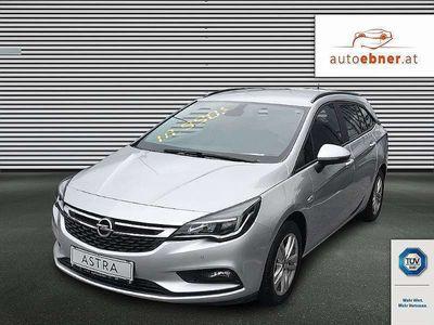 gebraucht Opel Astra ST 1,6 CDTI Ecotec Österreich Edition St.... Kombi / Family Van,