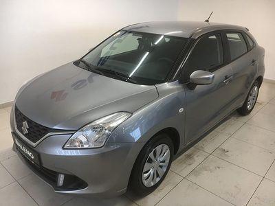 used Suzuki Baleno 90PS Benzin Clear _KLIMA_ Limousine,