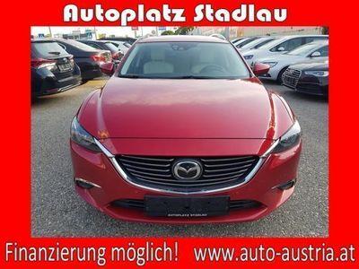 "gebraucht Mazda 6 6Sport Combi CD175 Revolution Top AWD""Le..."