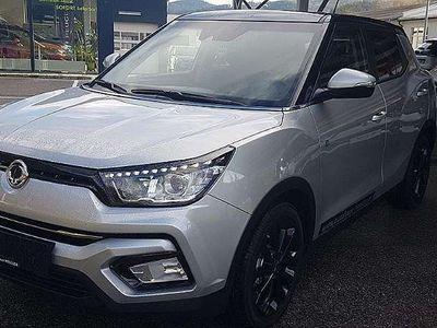 gebraucht Ssangyong Tivoli 1,6 4WD Icon Aut. SUV / Geländewagen