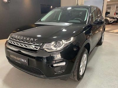 gebraucht Land Rover Discovery Sport 2,0 TD4 150 4WD Pure Aut.