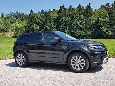 gebraucht Land Rover Range Rover evoque 204DTD SUV / Geländewagen
