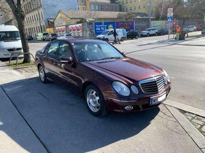 gebraucht Mercedes E220 E-KlasseCDI Limousine Limousine