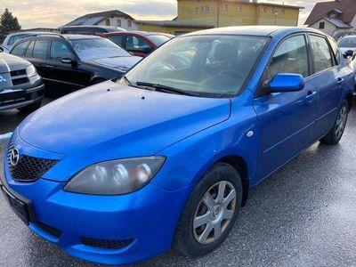 gebraucht Mazda 3 Sport CD110 Active