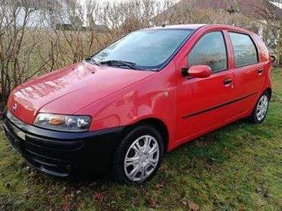 gebraucht Fiat Punto 1.2 HLX Klein-/ Kompaktwagen,