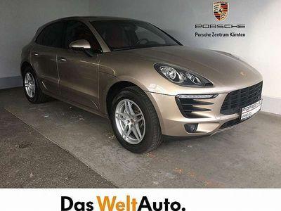 """gebraucht Porsche Macan S 18"""" Räder SUV / Geländewagen"""
