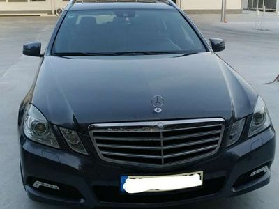 gebraucht Mercedes E500 7G-TRONIC Avantgarde