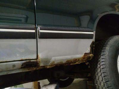 gebraucht Chevrolet Blazer S10 Tahoe SUV / Geländewagen