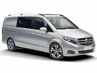 gebraucht Mercedes V250 d 4MATIC lang Aut.