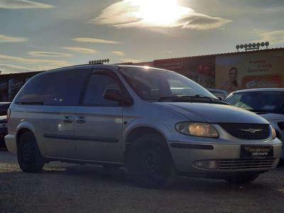 gebraucht Chrysler Grand Voyager Voyager2,5 SE Business CRD Ds. **Export** Kombi / Family Van