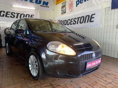 gebraucht Fiat Grande Punto 1,3 16V JTD Multijet 90 Emotion