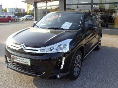 gebraucht Citroën C4 Aircross HDi 115 4WD Seduction SUV / Geländewagen
