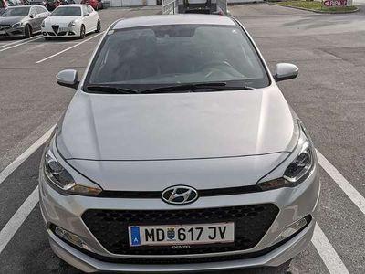 brugt Hyundai i20 Edition 1.25 Klein-/ Kompaktwagen,