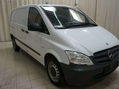 gebraucht Mercedes Vito Kasten 110 CDI kompakt *Voll Fahrbereit*