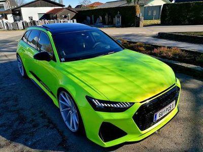 gebraucht Audi RS6 TOP AUSSTATTUNG 1 BESITZ NEUWERTIG