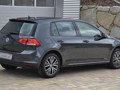 gebraucht VW Golf 2.0TDI Allstar, Navigation, Top Zustand!!!