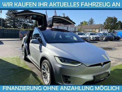 gebraucht Tesla Model X P100D 6 Sitzer