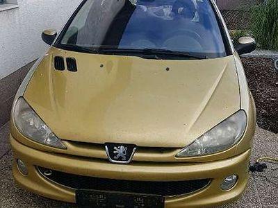 gebraucht Peugeot 206 SP-PREM HDI 90 Klein-/ Kompaktwagen