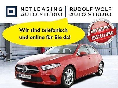 gebraucht Mercedes A200 d Progressive+NavPremComa+LEDHi+8DGCT+EU6d