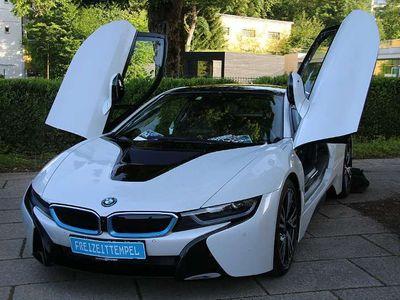 gebraucht BMW i8 PHEV Range Extender Limousine