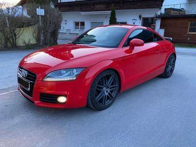 gebraucht Audi TT Coupé 2,0 TDI DPF quattro Sport