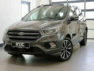 gebraucht Ford Kuga 2,0 TDCi ST-Line Start/Stop AWD Navi/Panorama/K...