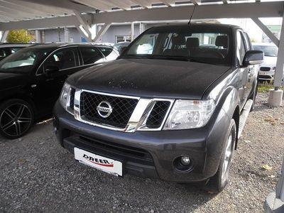 gebraucht Nissan Navara Double CabSE 2,5 dCi 4x4 DPF