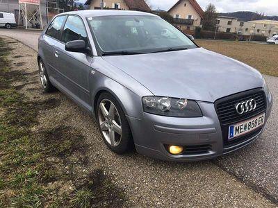 gebraucht Audi A3 1.9tdi Sportwagen / Coupé