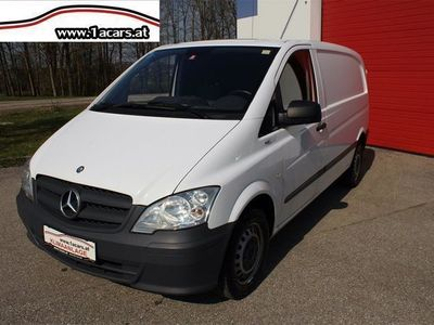 used Mercedes Vito 113 CDI BlueEff Euro 5,Erstb,Klima,AHK,MWST