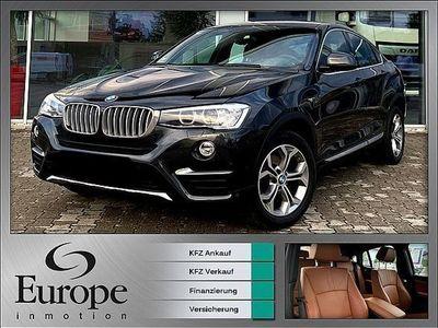 gebraucht BMW X4 xDrive 30d Österreich-Paket Aut. SUV / Geländewagen,