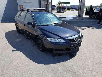 gebraucht Mazda 6 62.0 diesel 121 ps Kombi / Family Van