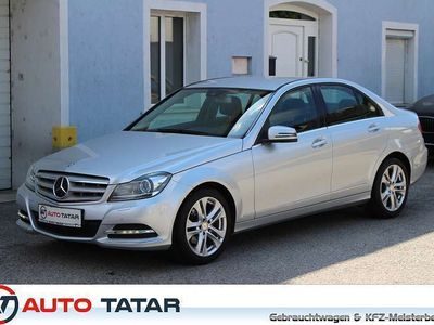 gebraucht Mercedes C180 Avantgarde A-Edition plus Aut. | 218,- mtl. | Navi